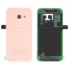 Back Cover Samsung Galaxy A3 2017 Rose Service pack