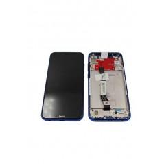 Ecran Xiaomi Redmi Note 8T (2019) Bleu Service Pack