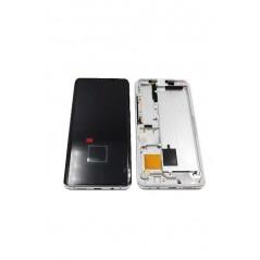 Ecran Xiaomi Mi Note 10 lite (2020) Blanc Service Pack