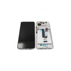 Ecran Xiaomi Mi 10T / Mi 10T Pro (2020) Argent Service Pack