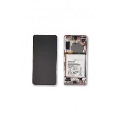 Ecran Samsung Galaxy S21 Plus /SM-G996B Violet Complet Service Pack