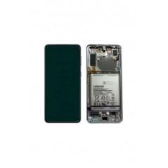 Ecran Samsung Galaxy S21 Plus /SM-G996B Argent Complet Service Pack