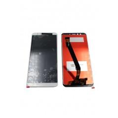 Ecran Blanc Huawei Honor 9 lite (sans châssis)