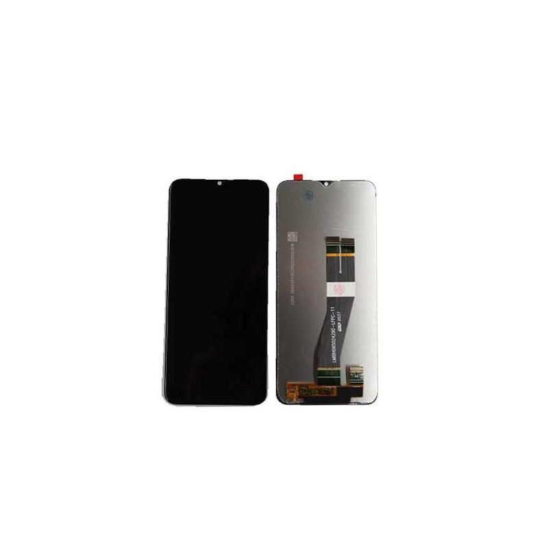 Ecran Samsung A02S Noir Avec Châssis