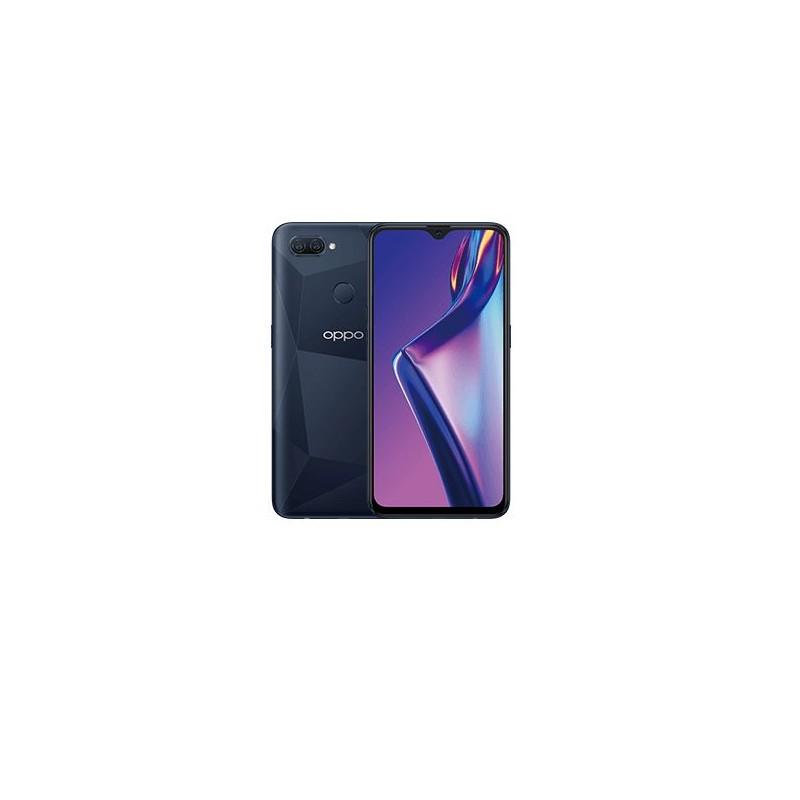 Téléphone Oppo A12 64GB Double SIM Noir Neuf