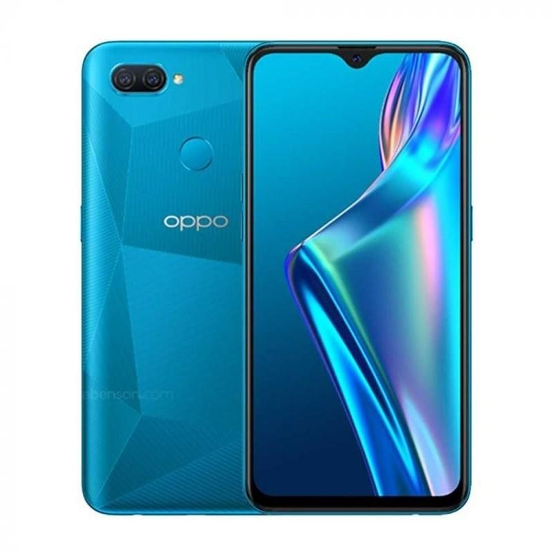 Téléphone Oppo A12 64GB Double SIM Bleu Neuf