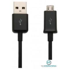 Câble micro USB Noir origine Samsung