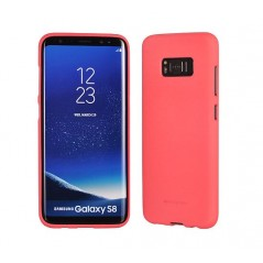 Coque silicone samsung J5 2016 Hotpink Goospery Jelly